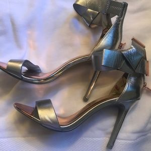 Ted Baker Saphrun high-heel sandal, worn only once